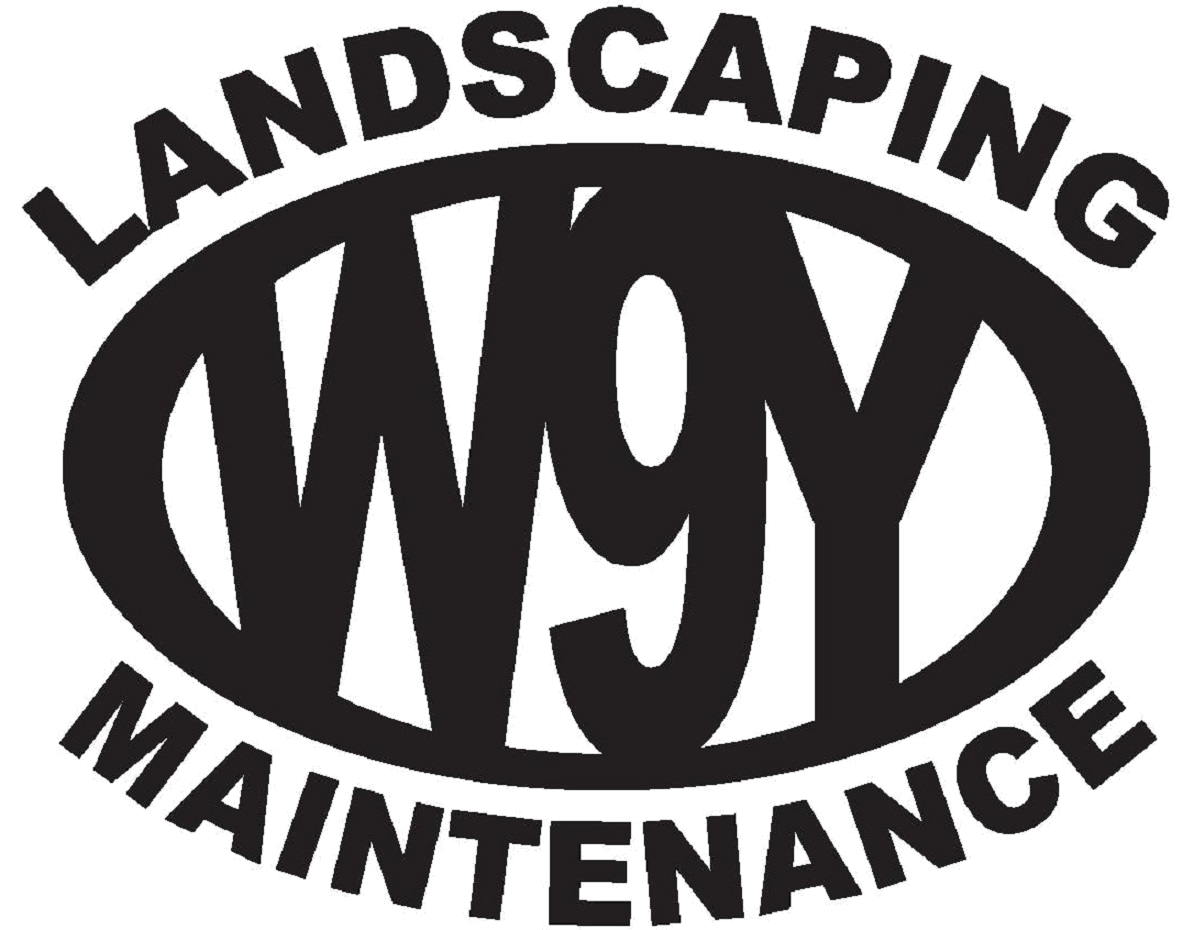 Whole 9 Yards Landscaping And Maintenance Logo